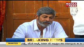 Jagapathi Babu's charity walk to promote shall budget films