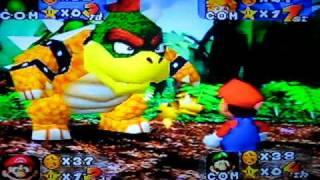 """Mario Party 1: """"Oh No!"""""""