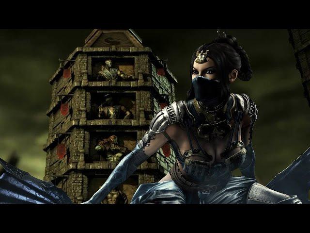 Mortal Kombat X: Tower Gameplay