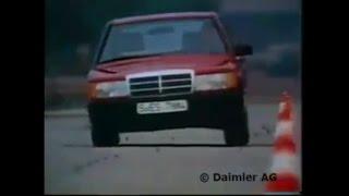 Mercedes-Benz 190/190E/190D (W201) Development
