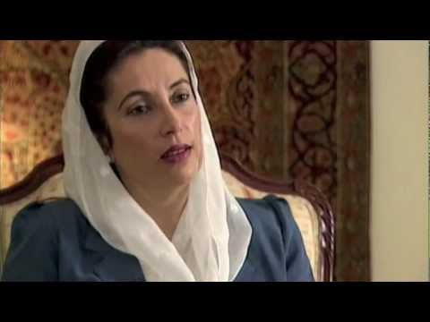 Benazir Bhutto Interview by Reya Galen