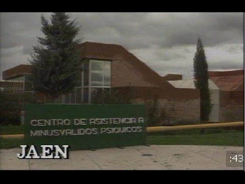 Primer centro para minusválidos psíquicos de Andalucía en Jaén (1989)