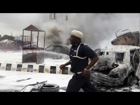 Another NIGERIA CHURCH BOMBING 38 - 50 Dead April 8,2012: Prediction