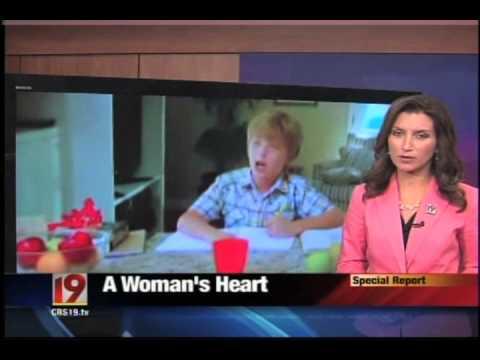 A Woman's Heart: Heart Disease Leading Killer of Women