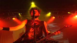 Клип Static-X - Destroyer (live)