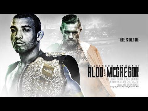 Jose Aldo v Conor McGregor trailer