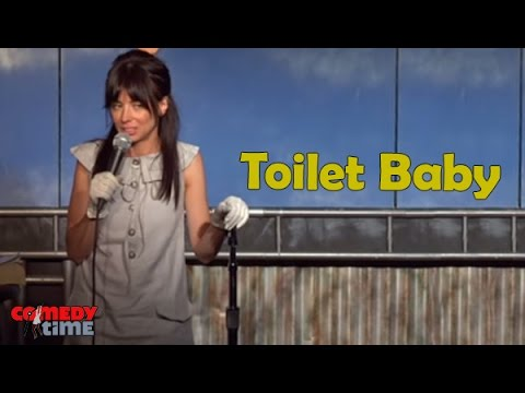 Toilet Baby   Comedy Time