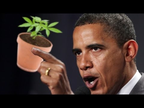 Obama Says Smoke Up. White House Website Says Not So Fast