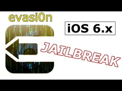 [TUTORIAL] Jailbreak untethered iOS 6.1 con Evasi0n