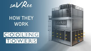 How Cooling Towers Work (Working Principle)