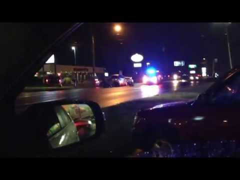 Pedestrian struck by vehicle on Boston Post Rd in Orange CT.