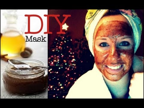 DIY Mask for Acne! - Cinnamon, Nutmeg and Honey (yum)