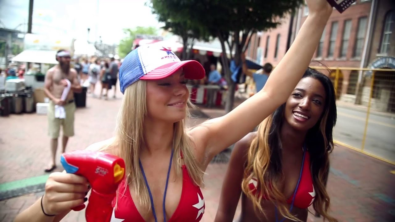 Redneck Riviera Takeover Of Cma Fest Youtube