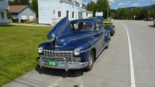 Unrestored 1949 Dodge