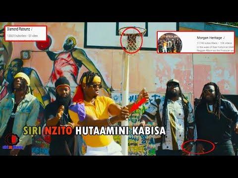 SIRI NZITO:Morgan Heritage Africa x Jamaica feat Diamond Platnumz & Stonebwoy (Official Music Video) thumbnail