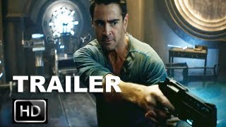 Total Recall - Total Recall 2012 Official Trailer [HD]: Colin Farrell Recalls His Dangerous Past: ENTV