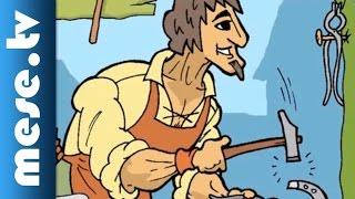 Mátyás király és a szalontai kovács (mesefilm, animáció, népmese gyerekeknek)