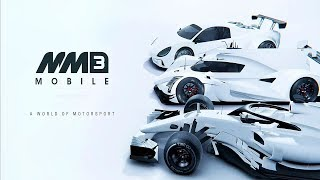 Official Motorsport Manager Mobile 3 - Playsport Games - HD Launch Trailer -  iOS / Android