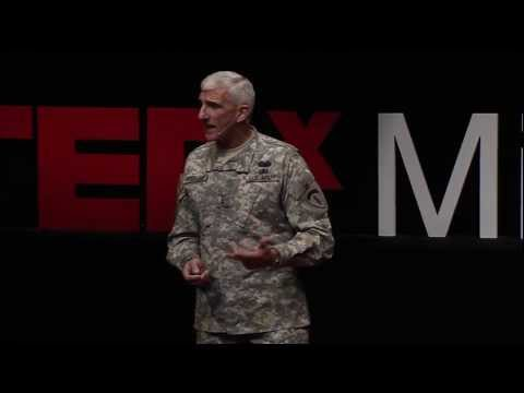 Obesity is a National Security Issue: Lieutenant General Mark Hertling at TEDxMidAtlantic 2012