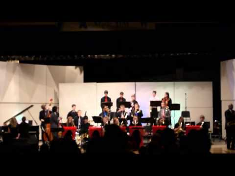 Just a Closer Walk performed by the Wisconsin Lutheran High School Jazz Ensemble