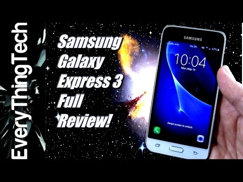 Samsung Galaxy Express 3 Full Review!