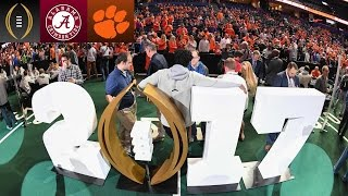 Alabama-Clemson Media Day Takeaways | Inside The National Championship