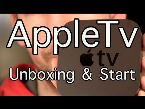 Apple TV / Unboxing & Test / Deutsch