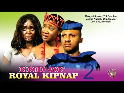 End Of Royal Kidnap 2   -  Nigerian Nollywood Movie video