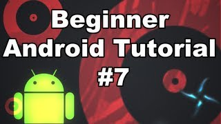 Learn Android Tutorial 1.7- Setting up our Splash Activity