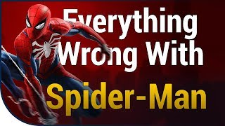 GAME SINS | Everything Wrong With Spider-Man