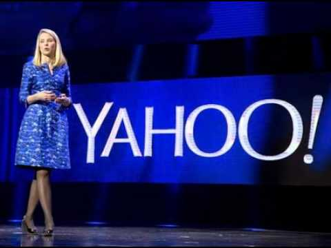 Yahoo shares jump on earnings beat