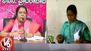 Gundu Sudharani And Vinay Bhaskar Slams Konda Surekha Over Comments On KCR
