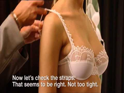 A Look Inside The Fitting Room: Experience A Lingerie Styling Session video