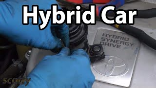 Fixing Your Hybrid Car Can Be Easy Sometimes