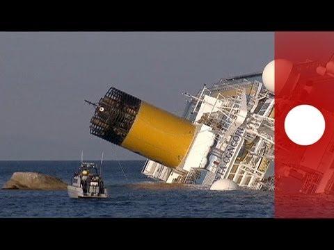 Costa Concordia: l'allarme dato troppo in ritardo?