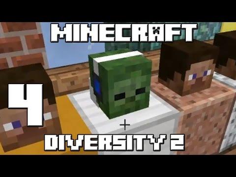 Minecraft Mapa DIVERSITY 2 Capitulo 4