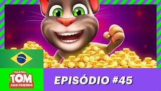 O Grande Blefe - Talking Tom and Friends (Temporada 1 Episódio 45)