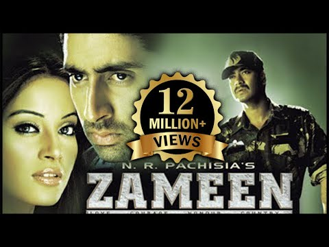 Singham Ajay Devgan In Zameen Full Movie | Abhishek Bachchan, Bipasha Basu | Bollywood Action Movie