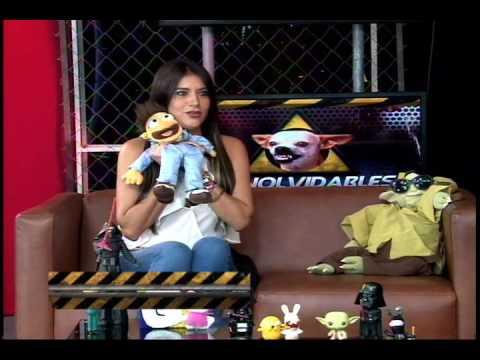Marisol se desnuda en #LasInolvidables (¡Naaaa! ¿Se lo creyeron?)