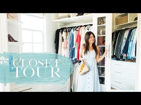 Jillian Harris | Closet Tour: Part One