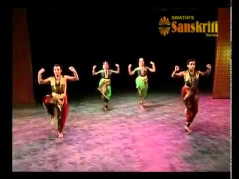 Bharatanatyam Kavadichindu - Azhagu Deivamaga Vandu video