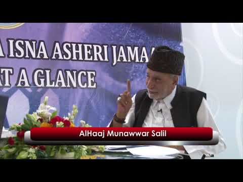 Kpsiaj 125Years Interview with Al Haj Munawwar Salil   Part 2