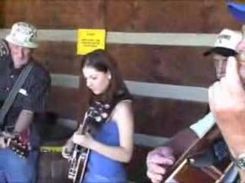 Foggy Mountain Breakdown - featuring Katie Norton on banjo