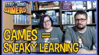 How to Build Kids' Academic & Social Skills With Gaming / Stay-At-Home Gamers Chat