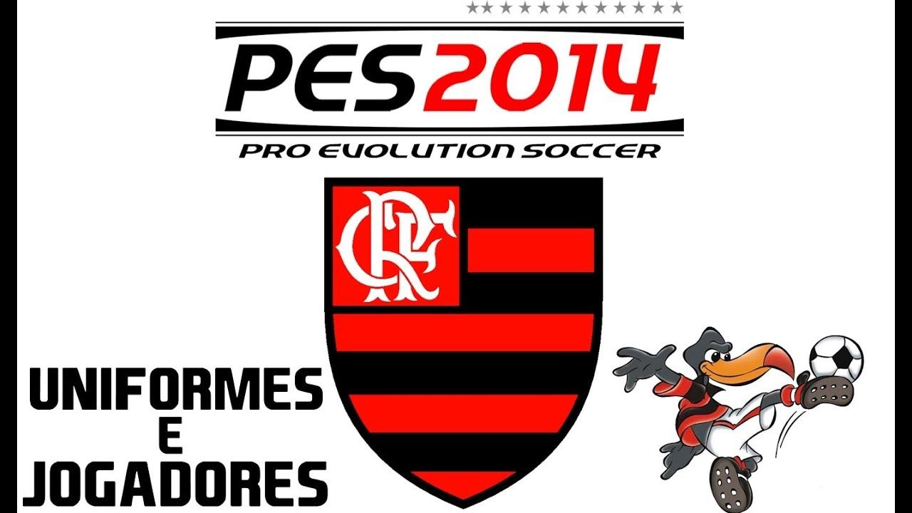 Uniforme do Flamengo Pes 2014 Pes 2014 Flamengo
