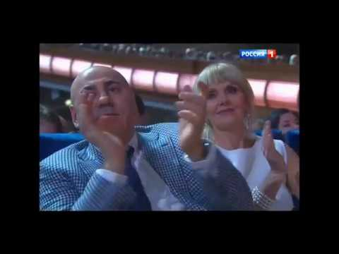 Филипп Киркоров на Первой Национальной музыкальной премии