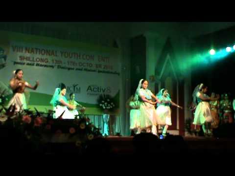 Bharatnatyam and Kathak Fusion Dance II