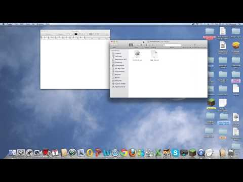 How to install NODUS HACK CLIENT!!!! 1.5.2 mac OSX Lion