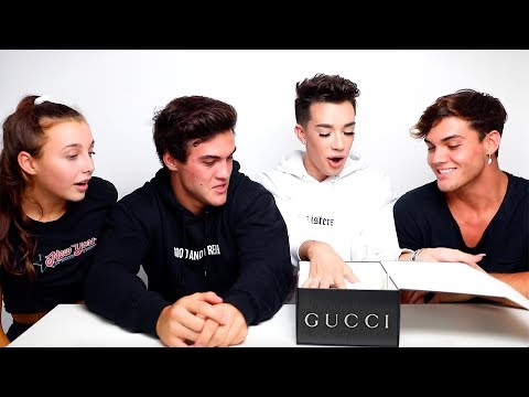BEST FRIENDS BUY EACH OTHER OUTFITS ft. Dolan Twins & Emma Chamberlain