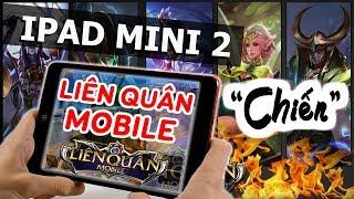 iPad Mini 2 chỉ 3tr nhỏ gọn mà chơi Game nặng mượt mà